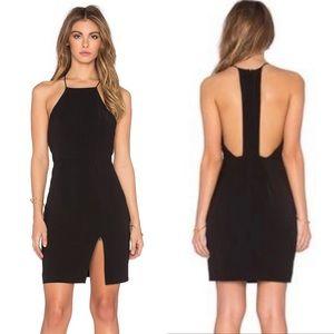 New! NBD | KILLIN It Revolve Halter Mini Dress M